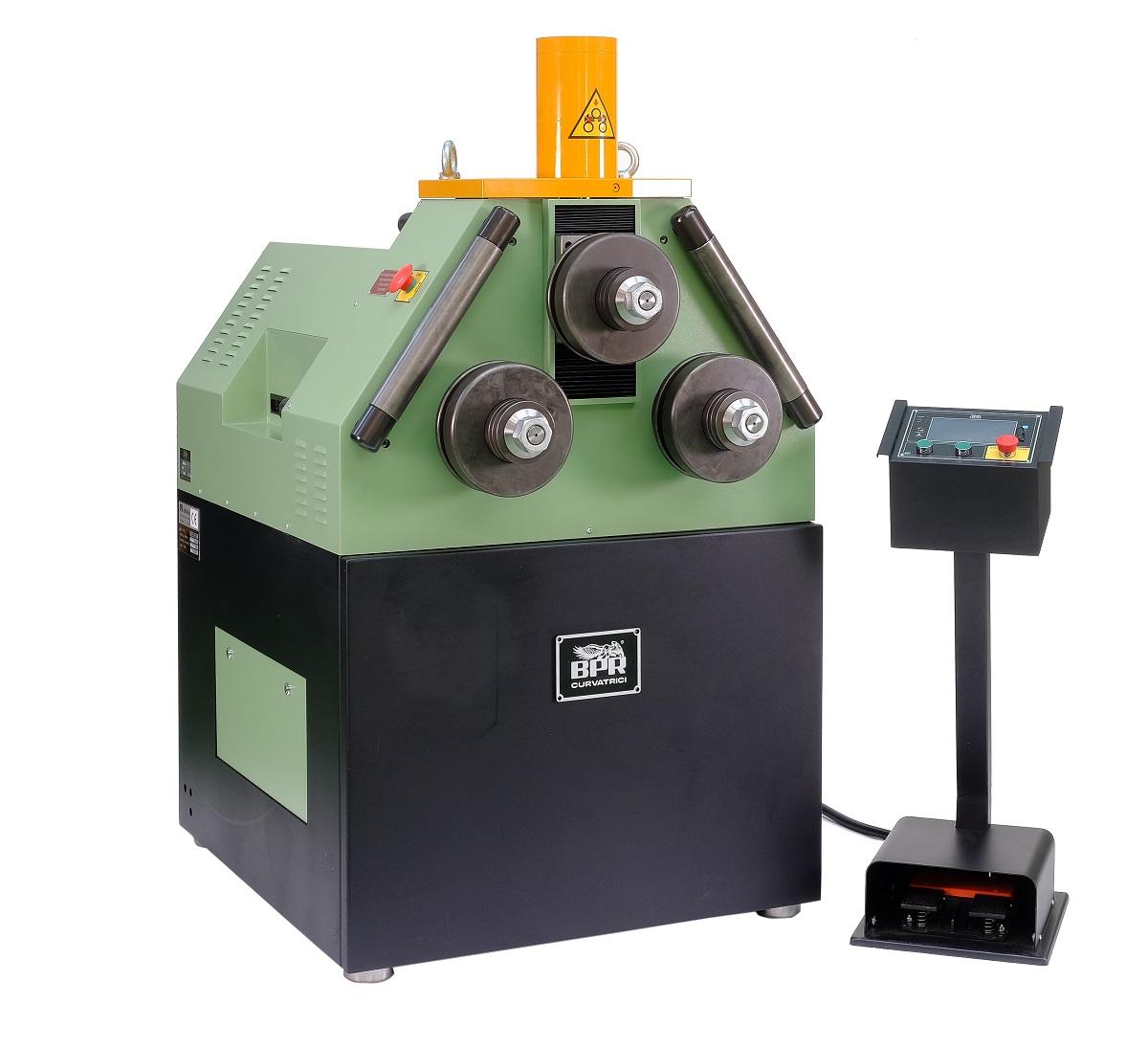Pyramidal 2 driven rolls-Hydraulic positioning CPH60. BPR CURVATRICI. Bending machines.