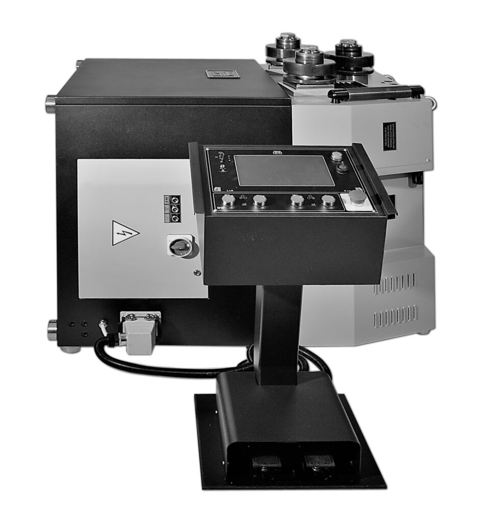 Asymetrical new bending machines cpd55. BPR CURVATRICI.