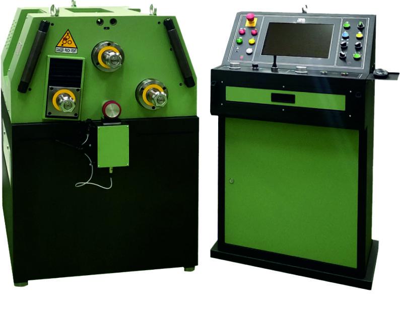 BA50 BPR CURVATRICI BENDING MACHINES